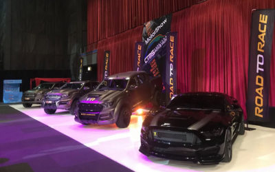 Cape Town Motor Show takes place in March 2019