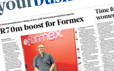 Formex injecting R70-million into operations