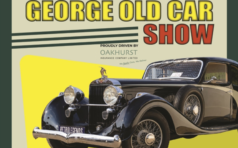 George Old Car Show brings vintage beauty to the coast