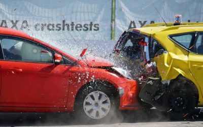 Modern safety features of new cars