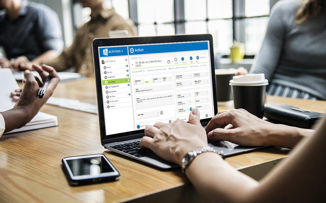 Activios technology shaping Formex staff productivity and process