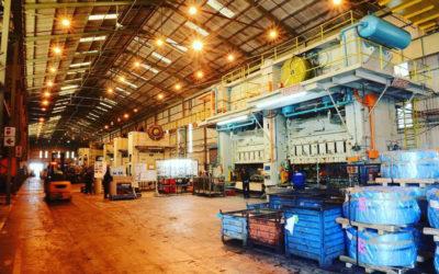 Formex buys three new metal presses
