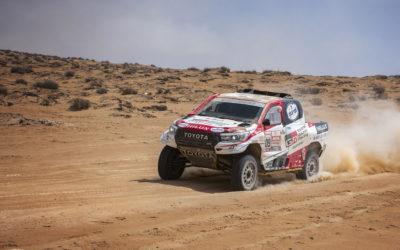 Toyota Hilux built in South Africa wins Dakar Rally 2019