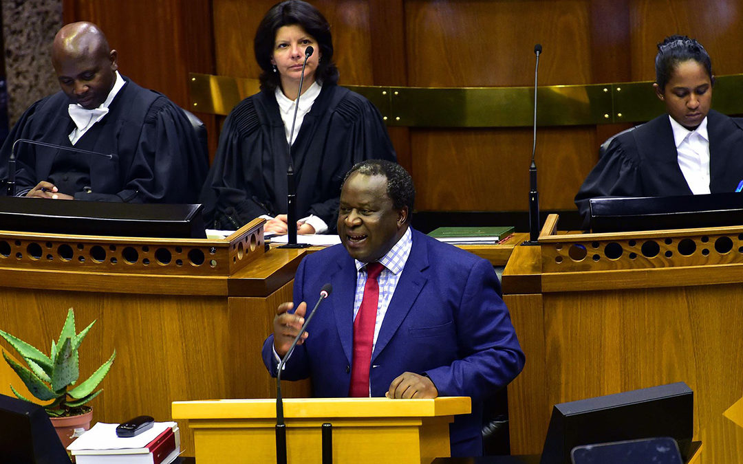 NAAMSA responds to 2019 Budget Speech