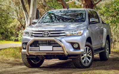 Toyota sells over 40 000 Hilux units in 2018