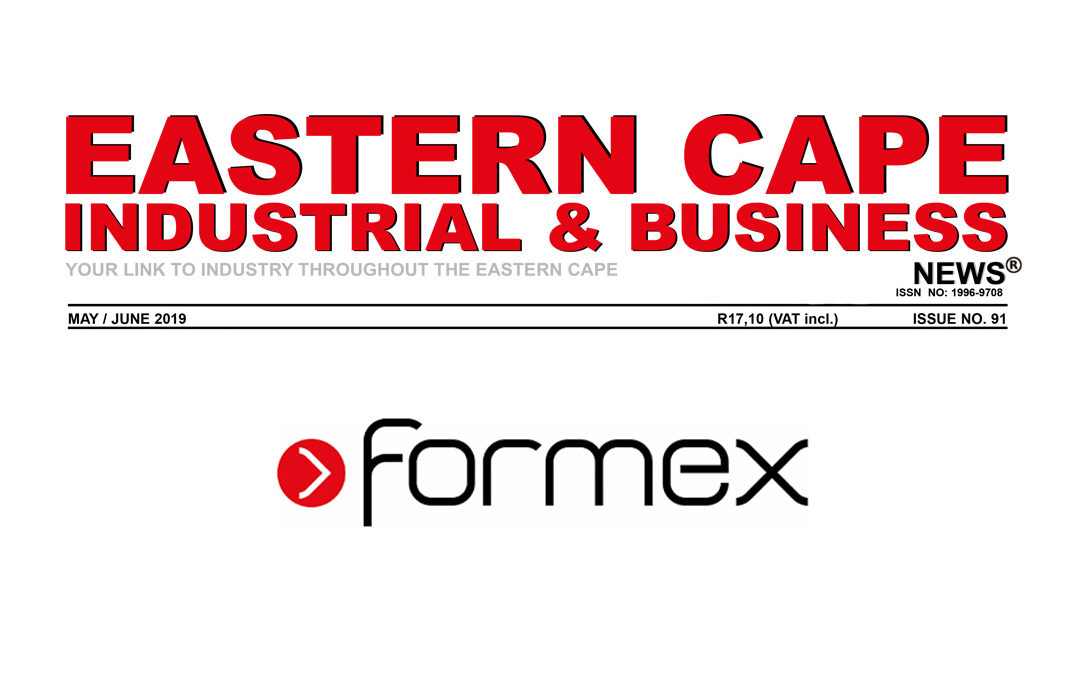 Formex in the news: Eastern Cape Industrial & Business