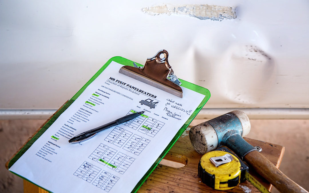 Tips to make your insurance repair claims easier