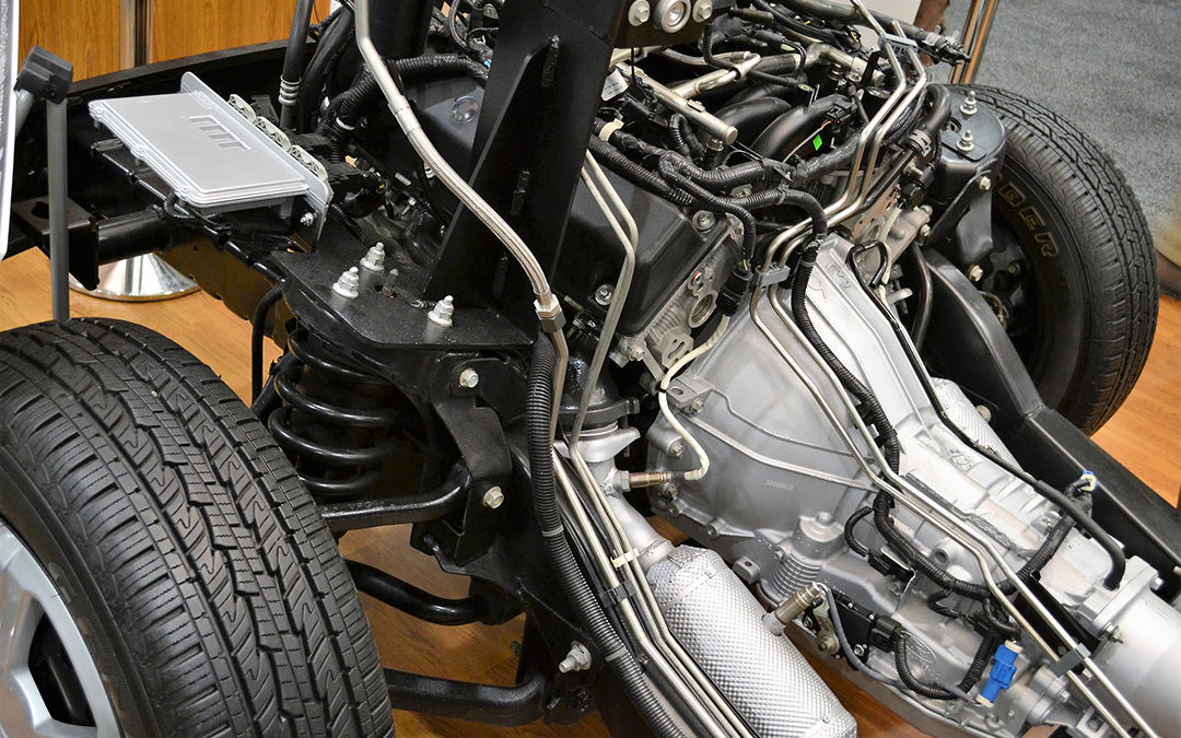 Local vehicle production growing steadily