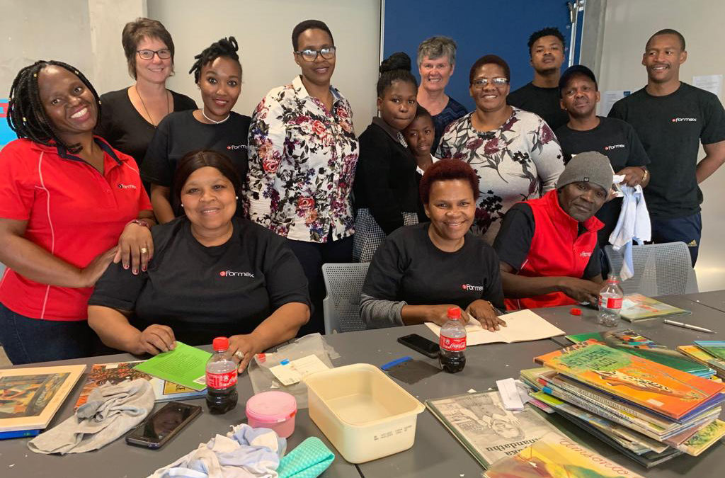 Formex Industries pays tribute to Mandela Day