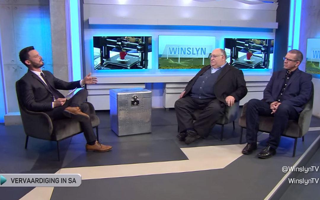 Formex Industries CEO Hennie Venter interviewed on kykNET