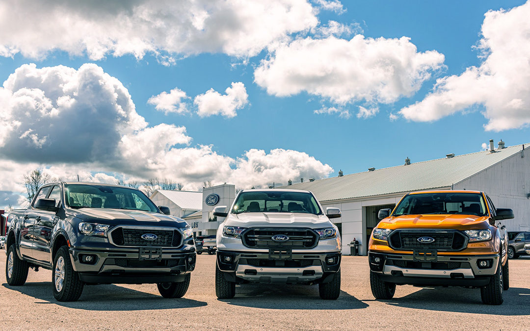 Ford makes multi-billion rand investment in South Africa