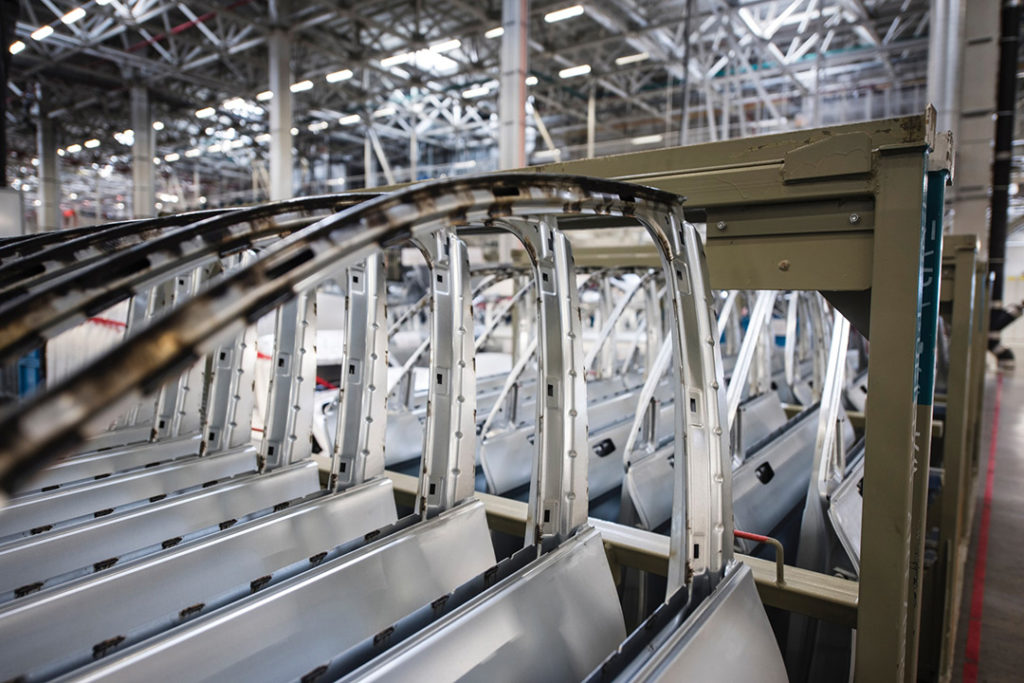 Formex offerings include welded door frames and automotive components