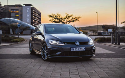 VW South Africa Golf R